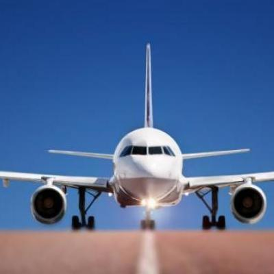 В России во время полета рассыпался самолет