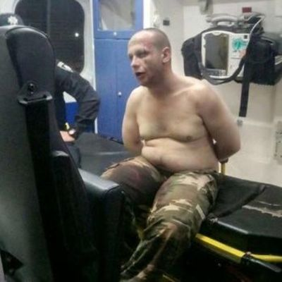 В Киеве под ноги участников драки бросили гранату