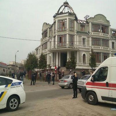 В центре Киева мужчины устроили перестрелку
