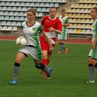 Жестокая драка на женском футболе в Украине (видео)