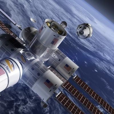 322 км над Землей: каким будет первый отель в космосе