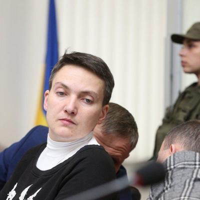 Савченко рассказала, что у нее спрашивали на полиграфе
