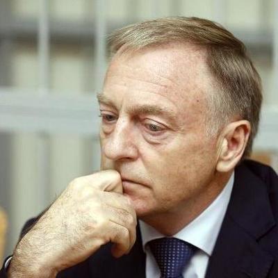 Генпрокуратура передала в суд дело Лавриновича