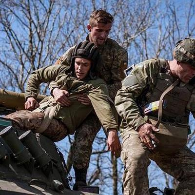 В зоне АТО погиб украинский военный, еще один ранен