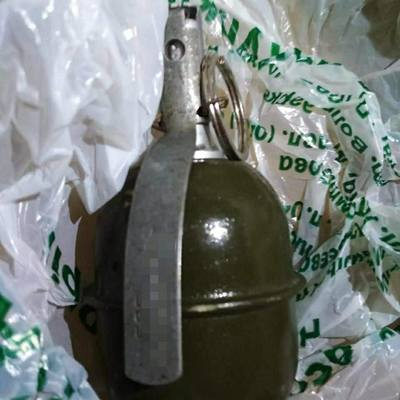 В больнице Фастова у пациента под подушкой нашли гранату