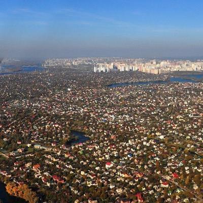 Украина попала в список самых грязных стран в Европе