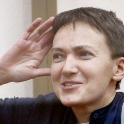Савченко в СИЗО дали телевизор