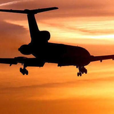 В Китае во время авиашоу погиб американский летчик