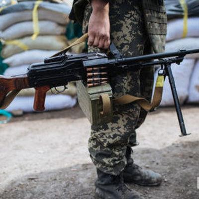 «Украинские кибервойска» вычислили координаты базы боевиков в оккупированном Луганске