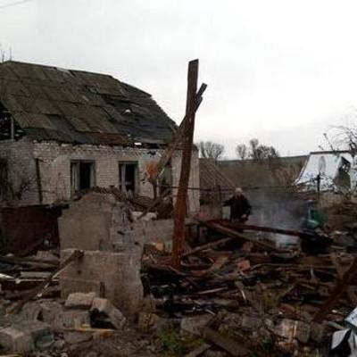 На Донбассе боевики обстреляли мирных жителей