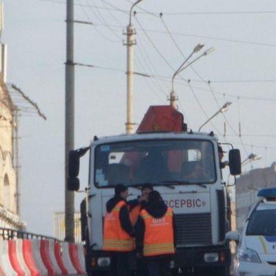 В Киеве на реконструкцию перекроют Шулявский путепровод