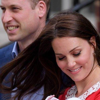 В сети высмеяли идеальный вид Кейт Миддлтон после родов