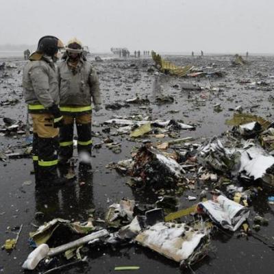 Мир всколыхнула масштабная авиакатастрофа