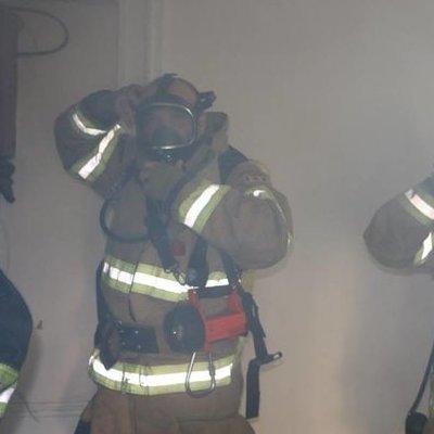 В Киеве в жилом доме произошел пожар
