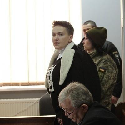На Майдане снова требуют освобождения Савченко