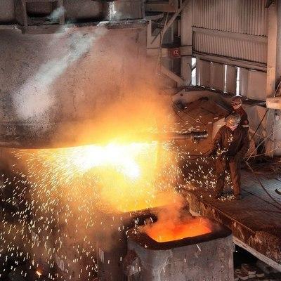 ЧП на металлургическом предприятии: разлилось 40 тонн чугуна