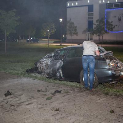 ДТП в Днепре: автомобиль сбил насмерть людей на тротуаре (фото)