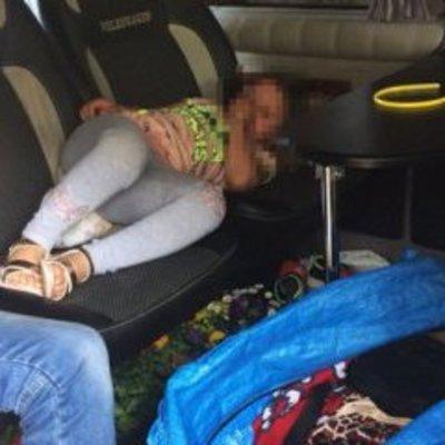 Пять человек пытались незаконно вывезти 5-летнего ребенка в Венгрию (видео)