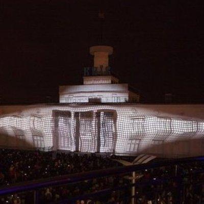В Киеве состоится фестиваль света и медиаискусства