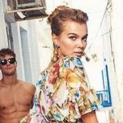 Украинская модель из Закарпатья стала лицом Dolce & Gabbana (фото)