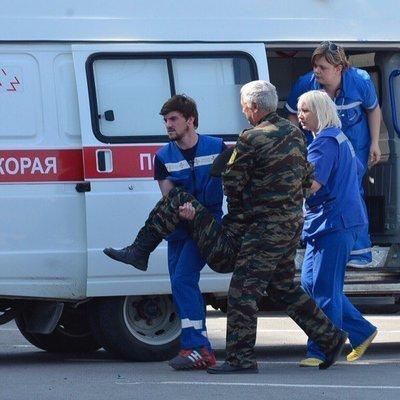 В России кадеты репетировали парад до потери сознания