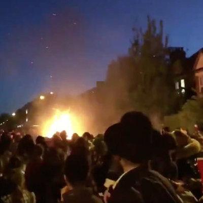В Лондоне прогремел взрыв, пострадали около 30 человек