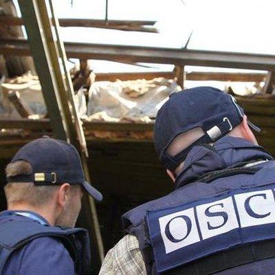 В ОБСЕ заявляют об угрозе работы ДФС из-за постоянных обстрелов