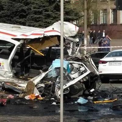 ДТП в Кривом Роге. Подозреваемого водителя Mazda перевели из больницы в СИЗО