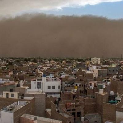 Песчаная буря в Индии унесла жизни 109 человек