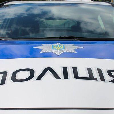 Патрульный в Кривом Роге сбил пешехода