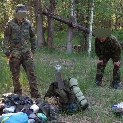 В Чернобыльской зоне задержали сталкеров из Литвы