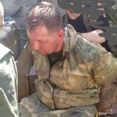 На Донбассе взяли в плен пророссийского боевика