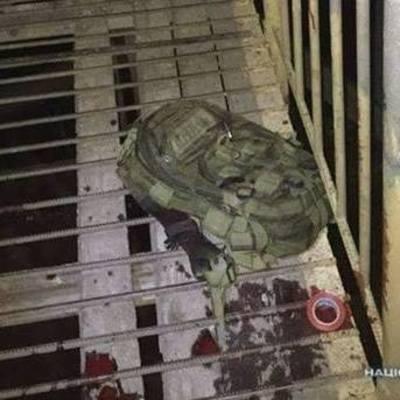 Новый взрыв гранаты в Киеве, тяжело ранен молодой парень (фото)