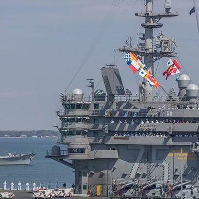 США в ответ на агрессию России усиливают военное присутствие в Атлантике