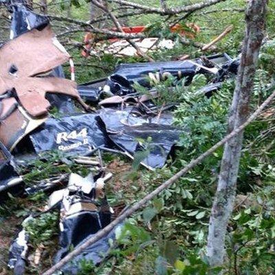 Вертолет с невестой на борту, которая летела на собственную свадьбу, разбился