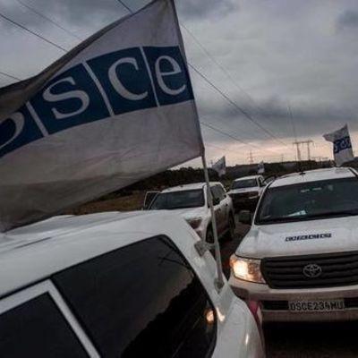 Боевики задержали патруль ОБСЕ возле Дебальцево