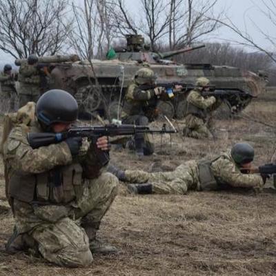 На Донбассе погиб один украинский военный, еще 5 получили ранения