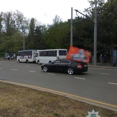 В Одессе задержали водителя, который собрался «на Берлин»