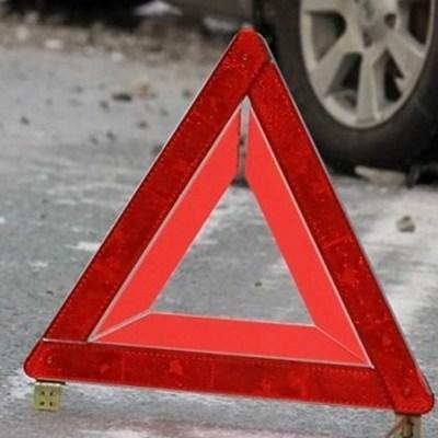 В Запорожье столкнулись 10 авто и маршрутка