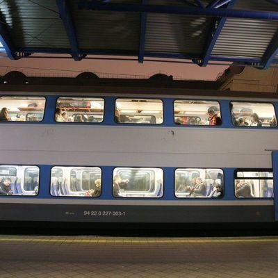 В украинских поездах появятся видеокамеры, - «Укрзализныця»