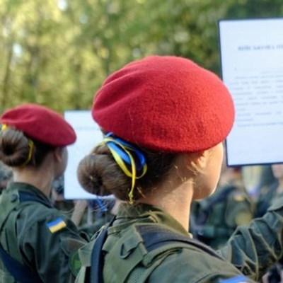 Женщин и мужчин теперь будут набирать в Нацгвардию на одинаковые должности