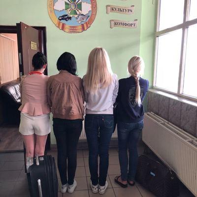 На границе с Польшей задержали торговца живым товаром