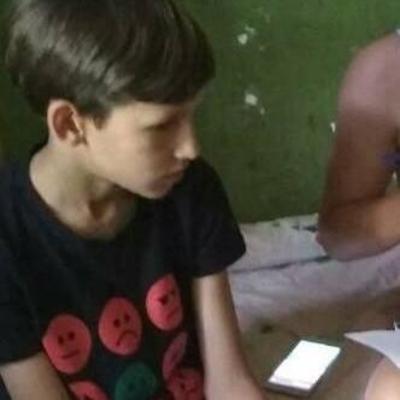 В Киеве разыскивается ребёнок