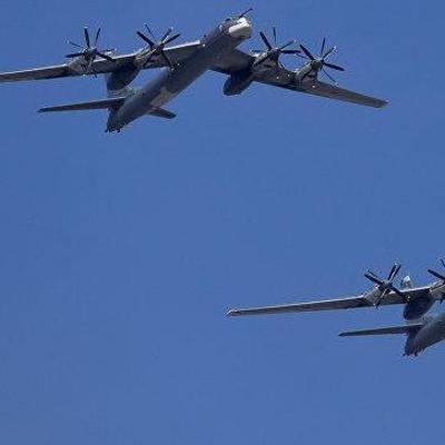 Возле Аляски обнаружили российские бомбардировщики - СМИ