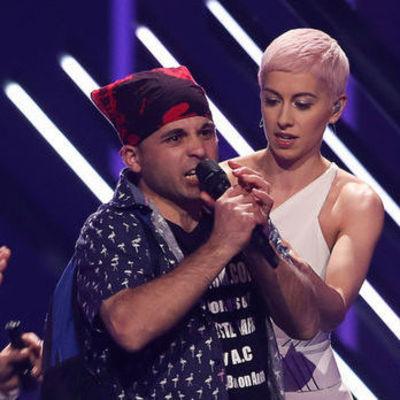 Мужчина, выбежавший на сцену во время выступления представительницы Великобритании на «Евровидении 2018», ранее совершал подобные поступки – СМИ
