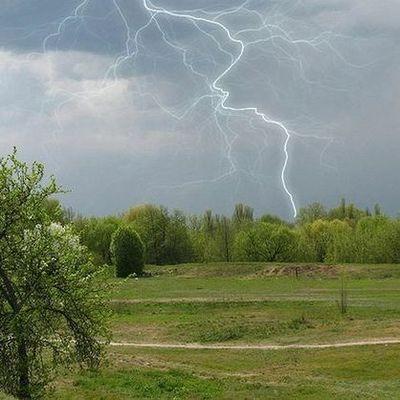 В Украине сегодня ожидаются грозовые дожди и шквалы
