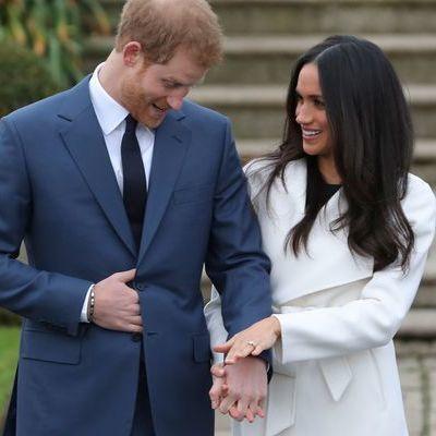 Известно, сколько стоит свадебное платье Меган Маркл