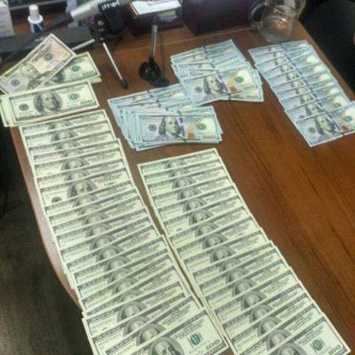 НАБУ нашло в кабинете киевской судьи более 5 тысяч долларов