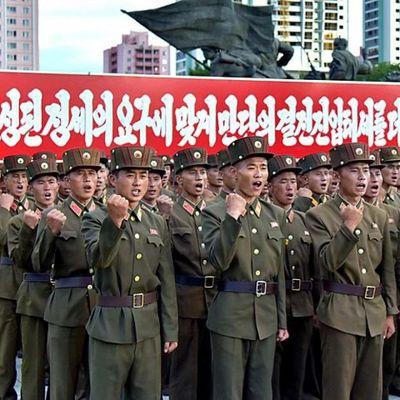 КНДР отменила переговоры с Южной Кореей из-за ее учений с США