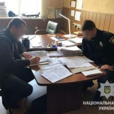 В Харькове патрульный полицейский незаконно распространял служебную информацию
